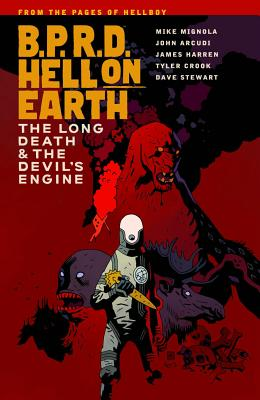 B.p.r.d. Hell on Earth 4 By Mignola, Mike