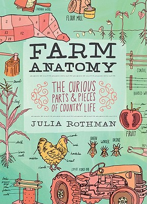 Farm Anatomy By Rothman, Julia